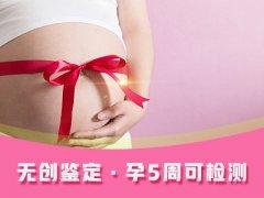 胎儿在肚里能做亲子鉴定吗